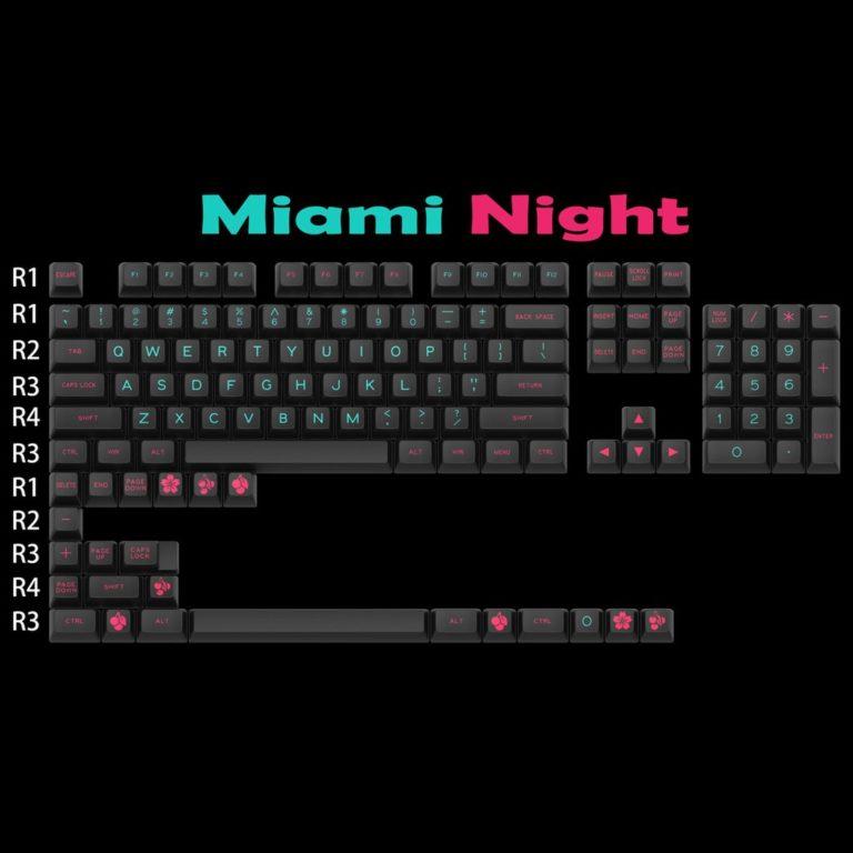 keycap-ban-phim-co-miami-night